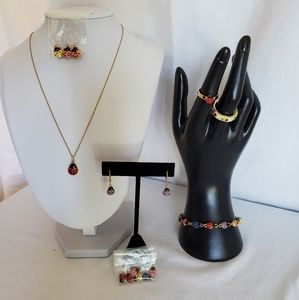 Joan Rivers lady bug collection